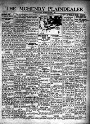 McHenry Plaindealer (McHenry, IL), 2 Oct 1930