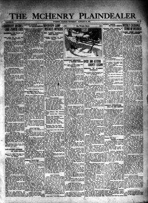 McHenry Plaindealer (McHenry, IL), 29 Jan 1931