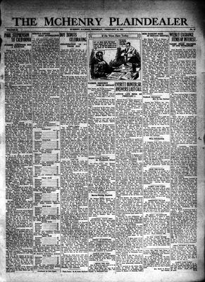McHenry Plaindealer (McHenry, IL), 12 Feb 1931