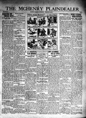 McHenry Plaindealer (McHenry, IL), 26 Feb 1931