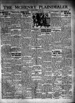 McHenry Plaindealer (McHenry, IL), 4 Jun 1931