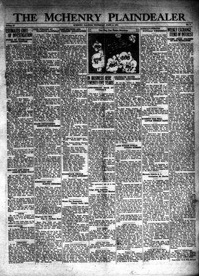 McHenry Plaindealer (McHenry, IL), 11 Jun 1931