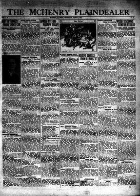 McHenry Plaindealer (McHenry, IL), 18 Jun 1931