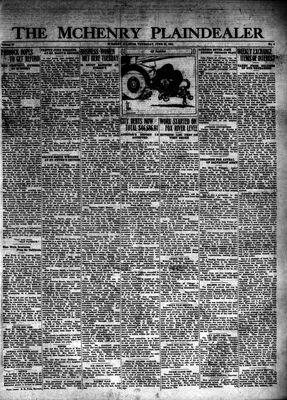 McHenry Plaindealer (McHenry, IL), 25 Jun 1931
