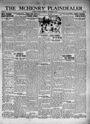 McHenry Plaindealer (McHenry, IL), 17 Sep 1931