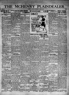 McHenry Plaindealer (McHenry, IL), 23 Jun 1932
