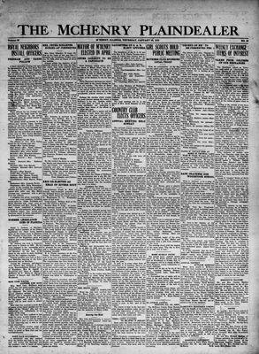 McHenry Plaindealer (McHenry, IL), 26 Jan 1933
