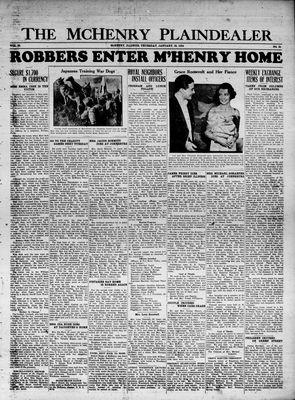 McHenry Plaindealer (McHenry, IL), 25 Jan 1934