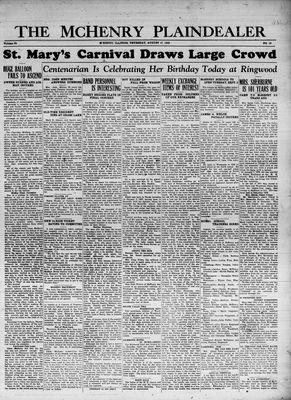 McHenry Plaindealer (McHenry, IL), 17 Aug 1933