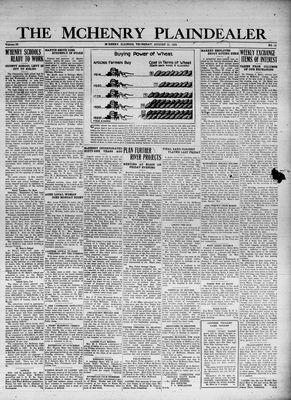 McHenry Plaindealer (McHenry, IL), 31 Aug 1933