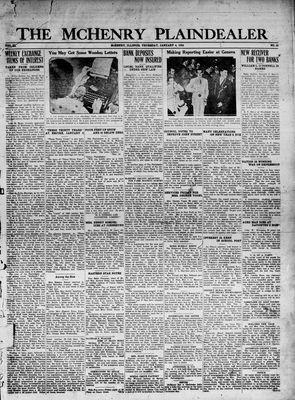 McHenry Plaindealer (McHenry, IL), 4 Jan 1934