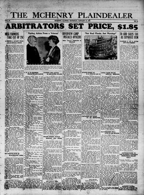 McHenry Plaindealer (McHenry, IL), 18 Jan 1934