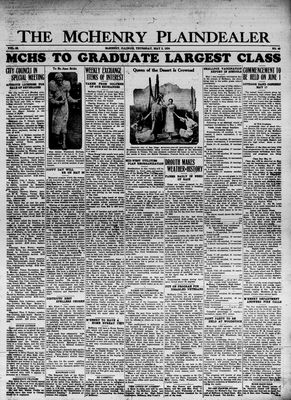 McHenry Plaindealer (McHenry, IL), 3 May 1934