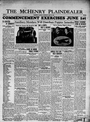 McHenry Plaindealer (McHenry, IL), 24 May 1934