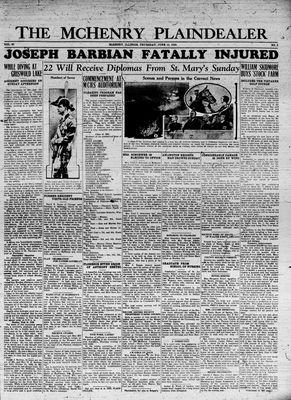 McHenry Plaindealer (McHenry, IL), 14 Jun 1934
