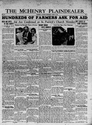 McHenry Plaindealer (McHenry, IL), 21 Jun 1934