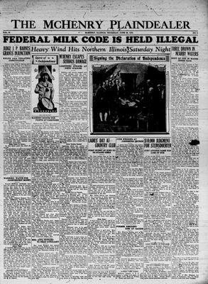 McHenry Plaindealer (McHenry, IL), 28 Jun 1934