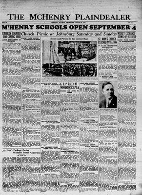 McHenry Plaindealer (McHenry, IL), 23 Aug 1934