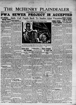 McHenry Plaindealer (McHenry, IL), 6 Sep 1934