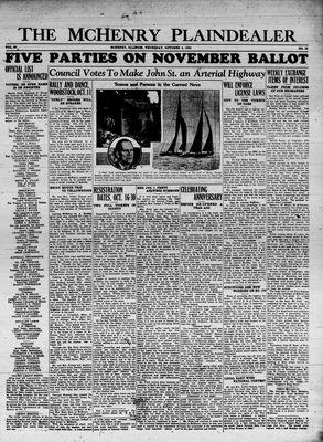 McHenry Plaindealer (McHenry, IL), 4 Oct 1934