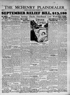 McHenry Plaindealer (McHenry, IL), 13 Dec 1934