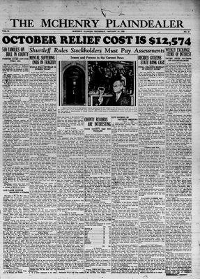 McHenry Plaindealer (McHenry, IL), 10 Jan 1935