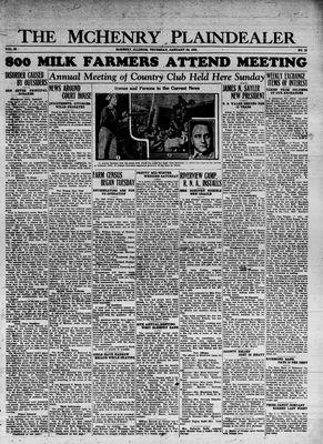 McHenry Plaindealer (McHenry, IL), 24 Jan 1935