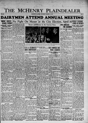 McHenry Plaindealer (McHenry, IL), 14 Mar 1935