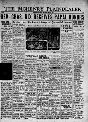 McHenry Plaindealer (McHenry, IL), 23 May 1935