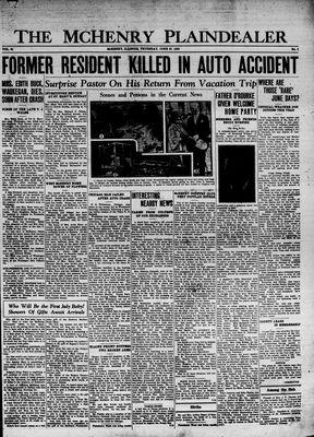 McHenry Plaindealer (McHenry, IL), 27 Jun 1935
