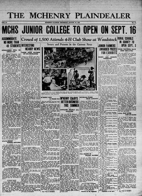 McHenry Plaindealer (McHenry, IL), 29 Aug 1935