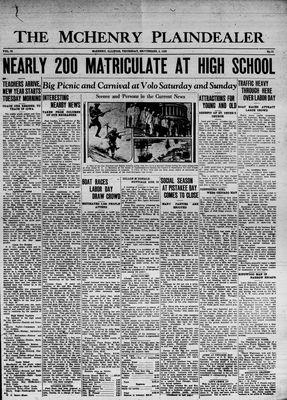 McHenry Plaindealer (McHenry, IL), 5 Sep 1935