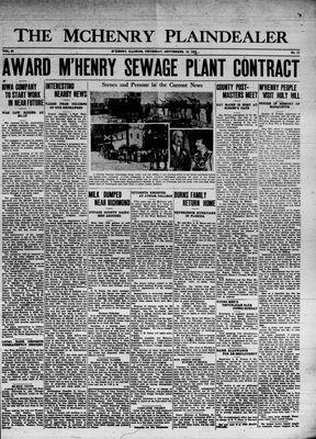 McHenry Plaindealer (McHenry, IL), 19 Sep 1935