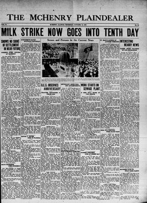 McHenry Plaindealer (McHenry, IL), 10 Oct 1935