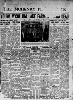 McHenry Plaindealer (McHenry, IL), 2 Jan 1936
