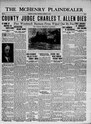 McHenry Plaindealer (McHenry, IL), 30 Jan 1936