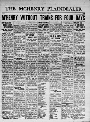 McHenry Plaindealer (McHenry, IL), 13 Feb 1936