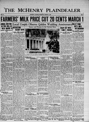 McHenry Plaindealer (McHenry, IL), 5 Mar 1936
