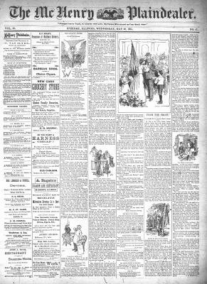 McHenry Plaindealer (McHenry, IL), 29 May 1895
