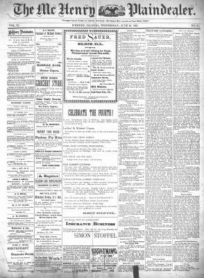 McHenry Plaindealer (McHenry, IL), 26 Jun 1895
