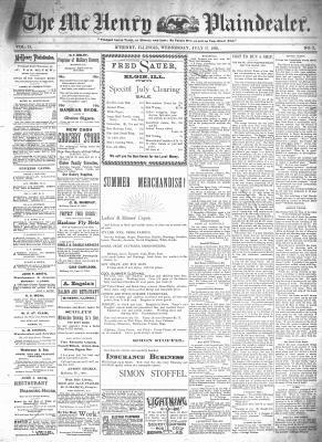 McHenry Plaindealer (McHenry, IL), 17 Jul 1895
