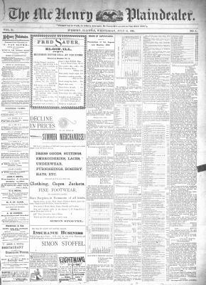 McHenry Plaindealer (McHenry, IL), 31 Jul 1895