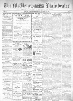 McHenry Plaindealer (McHenry, IL), 8 Jan 1896