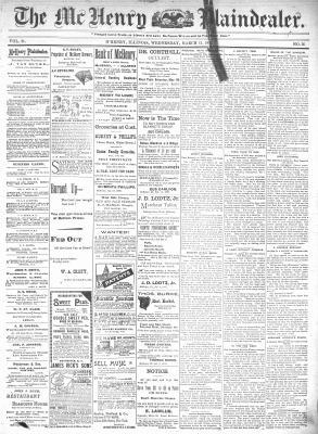 McHenry Plaindealer (McHenry, IL), 11 Mar 1896