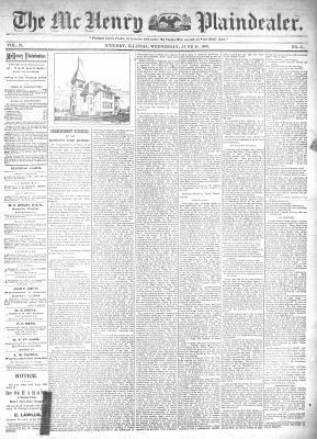McHenry Plaindealer (McHenry, IL), 24 Jun 1896