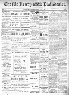 McHenry Plaindealer (McHenry, IL), 1 Jul 1896