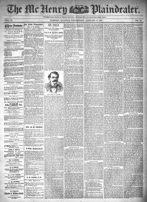 McHenry Plaindealer (McHenry, IL), 13 Jan 1897