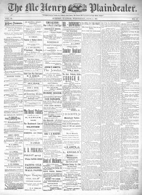 McHenry Plaindealer (McHenry, IL), 2 Jun 1897