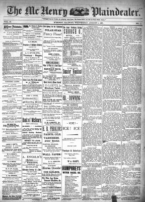 McHenry Plaindealer (McHenry, IL), 4 Aug 1897