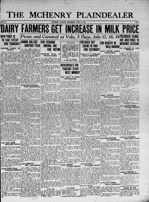 McHenry Plaindealer (McHenry, IL), 16 Jul 1936